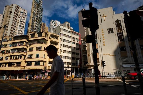 Waterloo Road, Kowloon, Hong Kong.