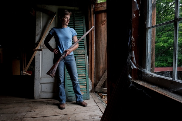 Vermont Senator Amy Sheldon, East Middlebury, Vermont.