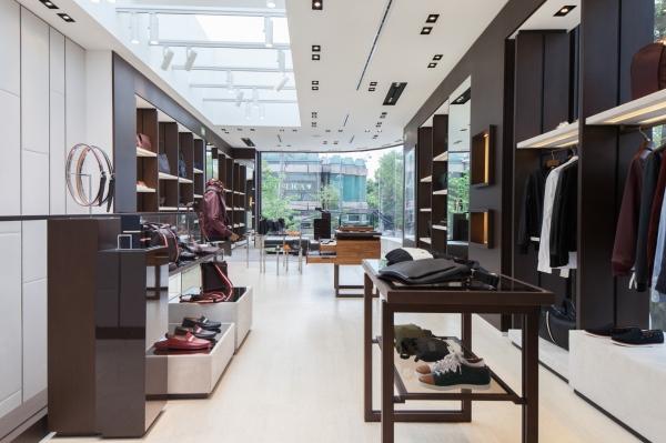 Bally Store | Arquiconceptos