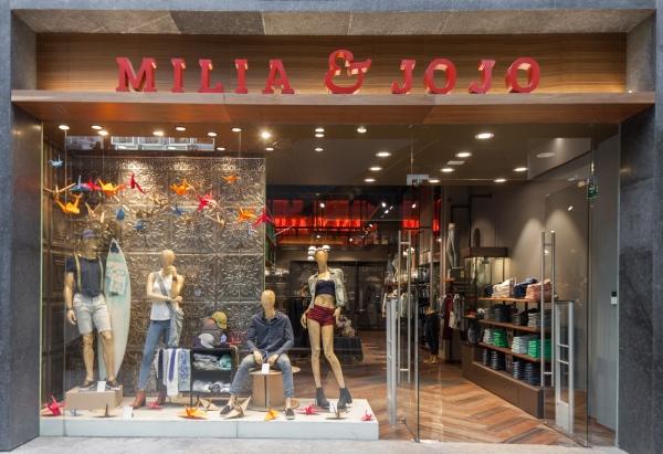 Milli + Jojo Store | Arquiconceptos