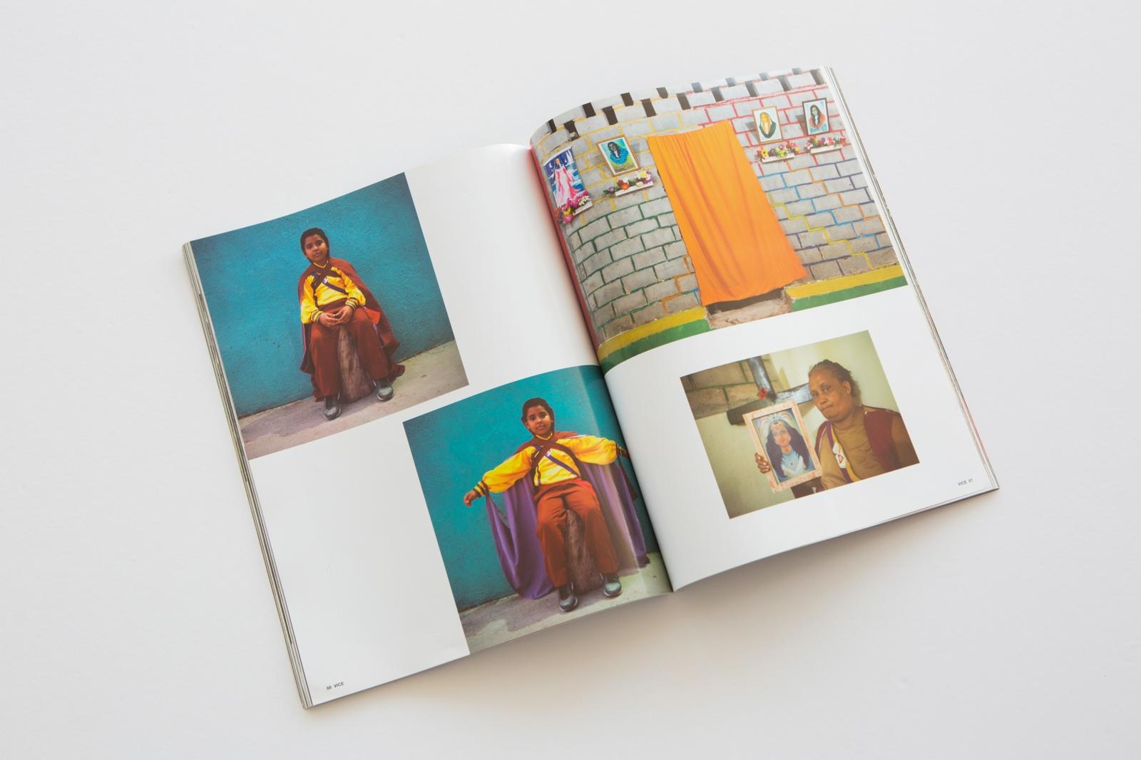 Vice Photo Issue 2016 . Nov.2016. Mexico.