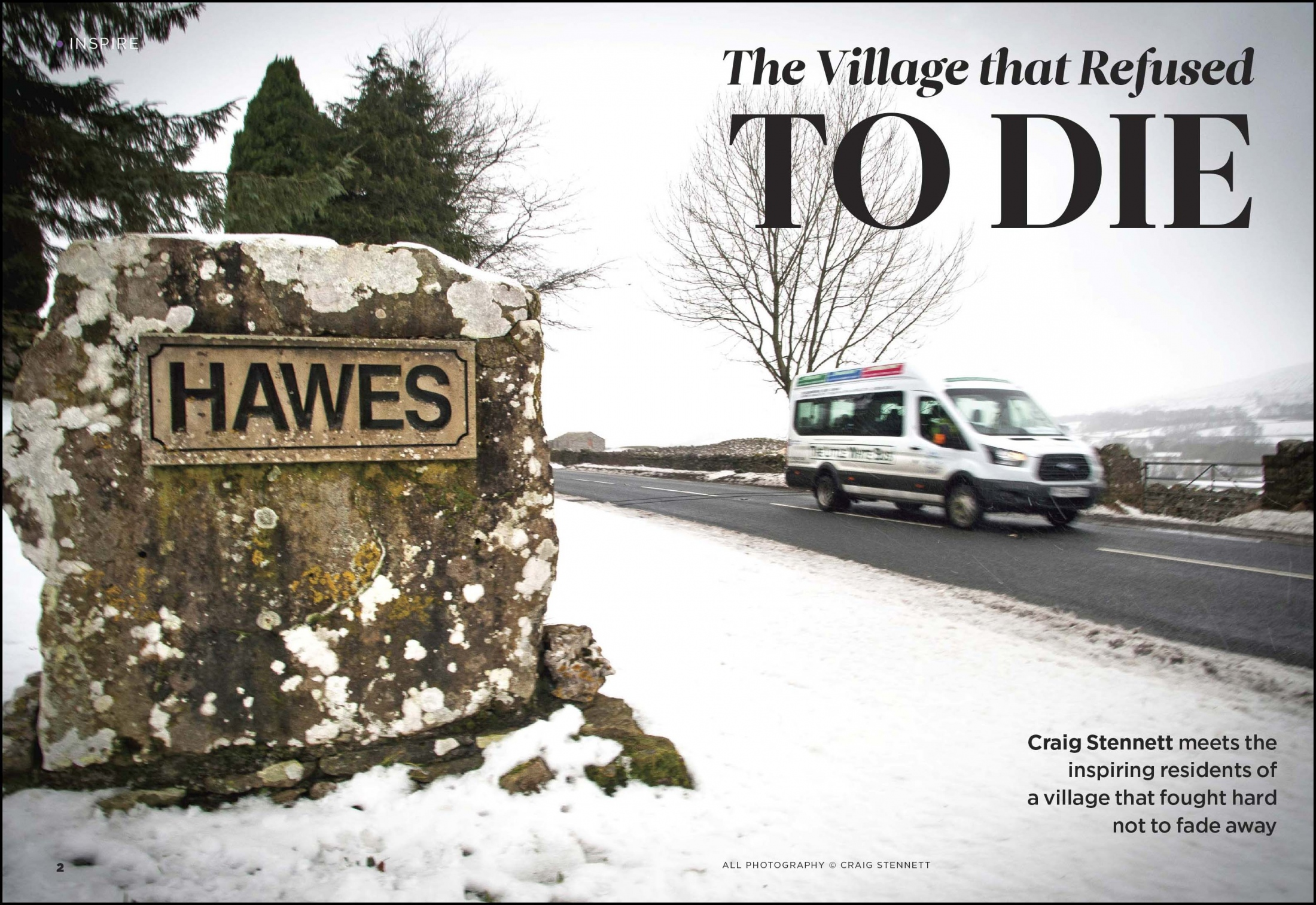The Village That Wouldn't Die-Readers Digest (UK) England (UK)
