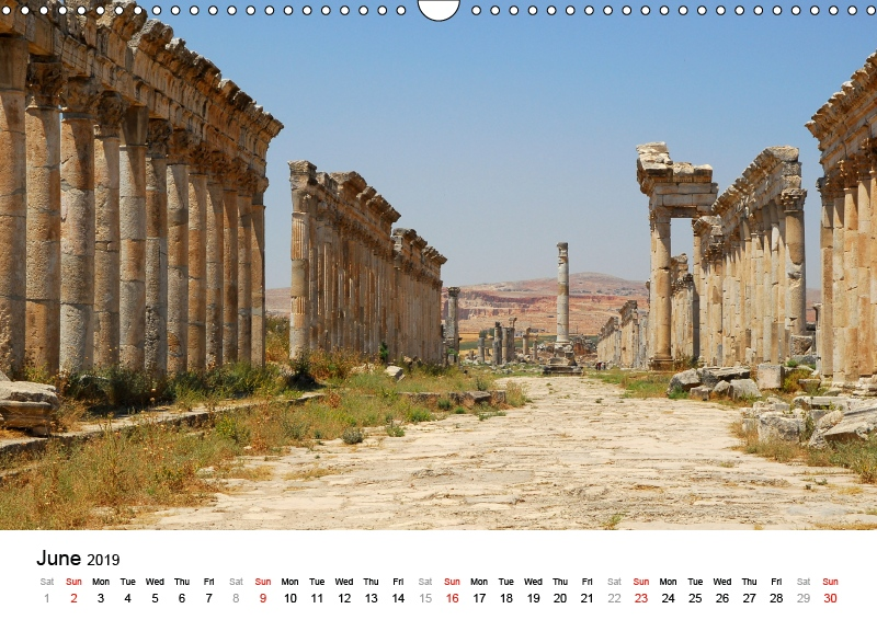 Apamea on the Orontes - The Great Colonnade