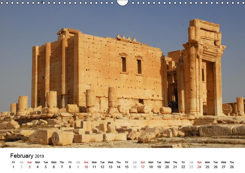 Palmyra - Baal temple