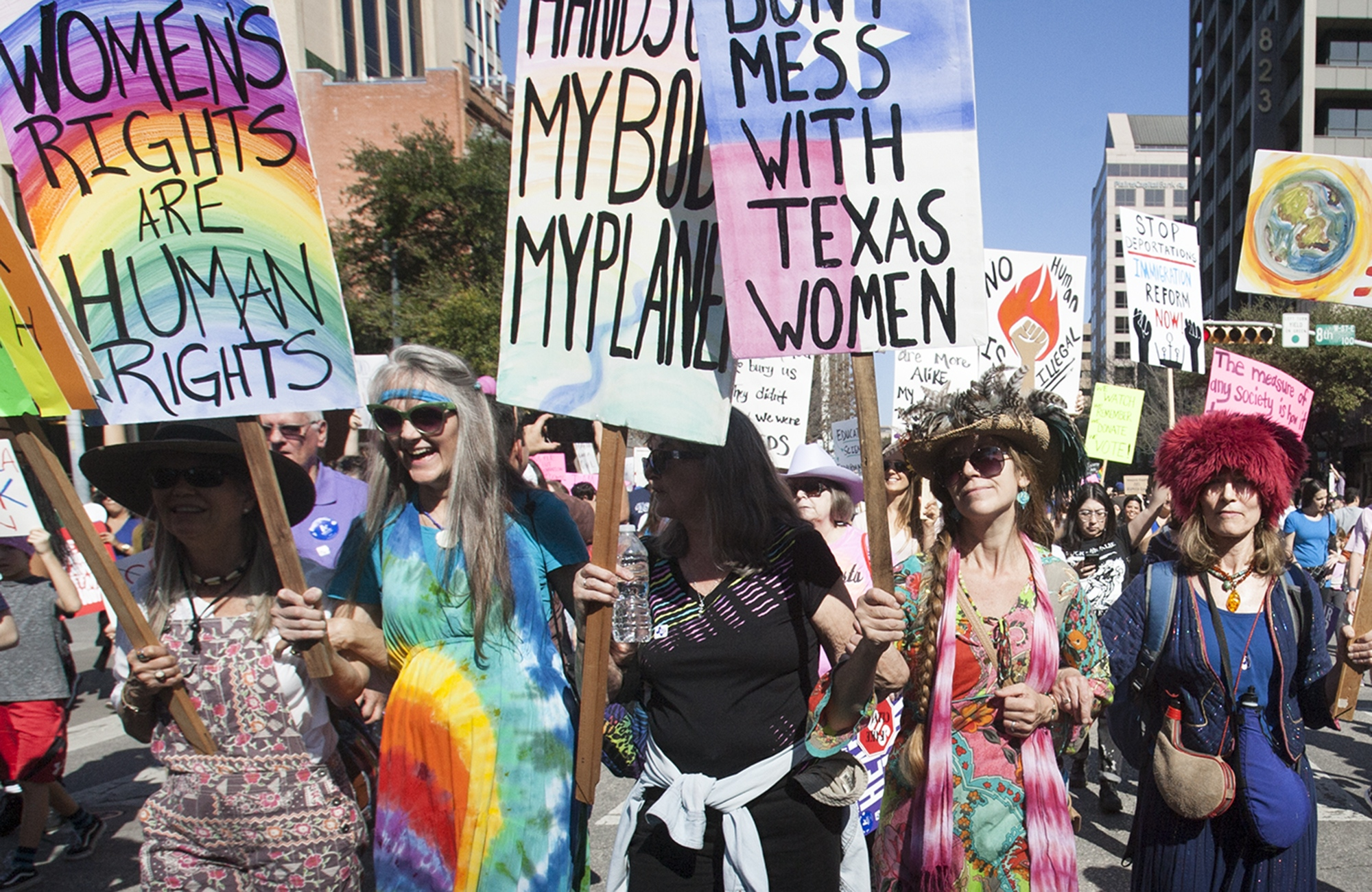Art and Documentary Photography - Loading 012217_ATX_Womens_March_07.jpg