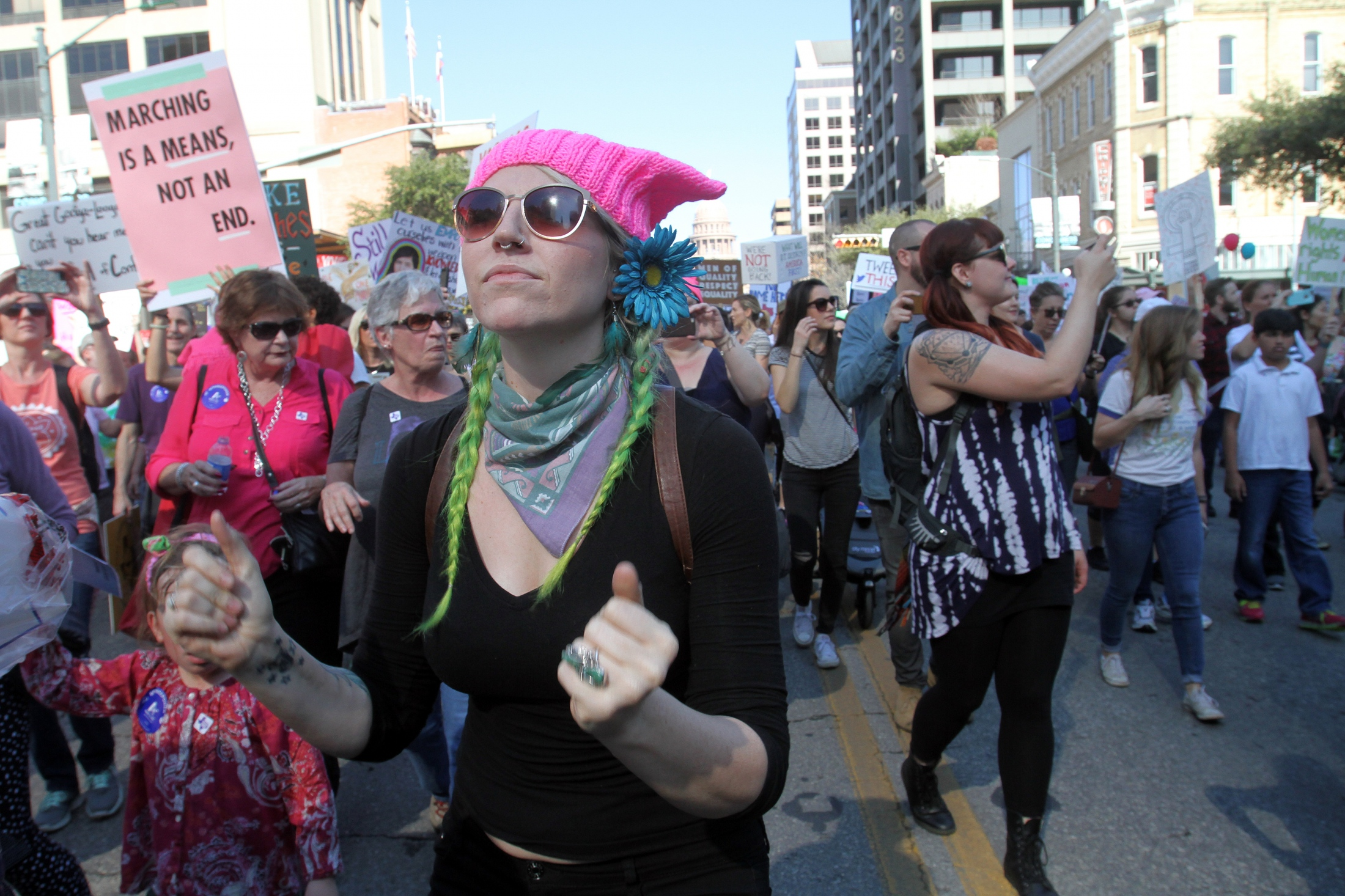 Art and Documentary Photography - Loading 012217_ATX_Womens_March_21.jpg