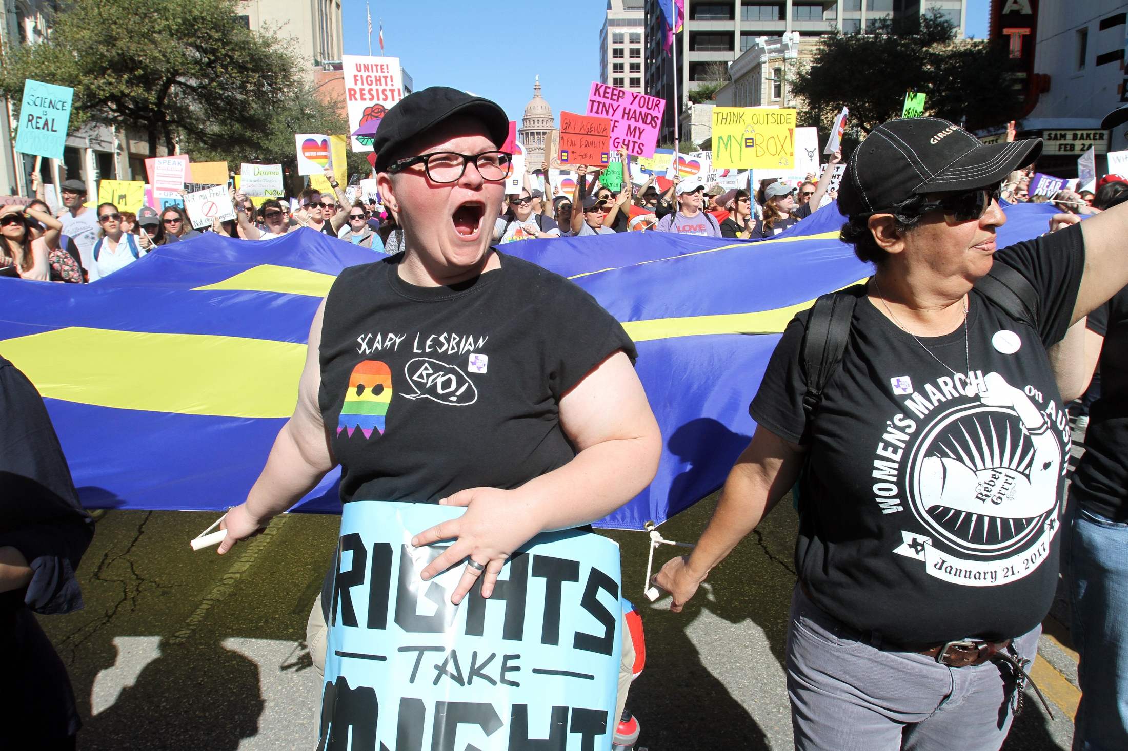Art and Documentary Photography - Loading 012217_ATX_Womens_March_23.jpg