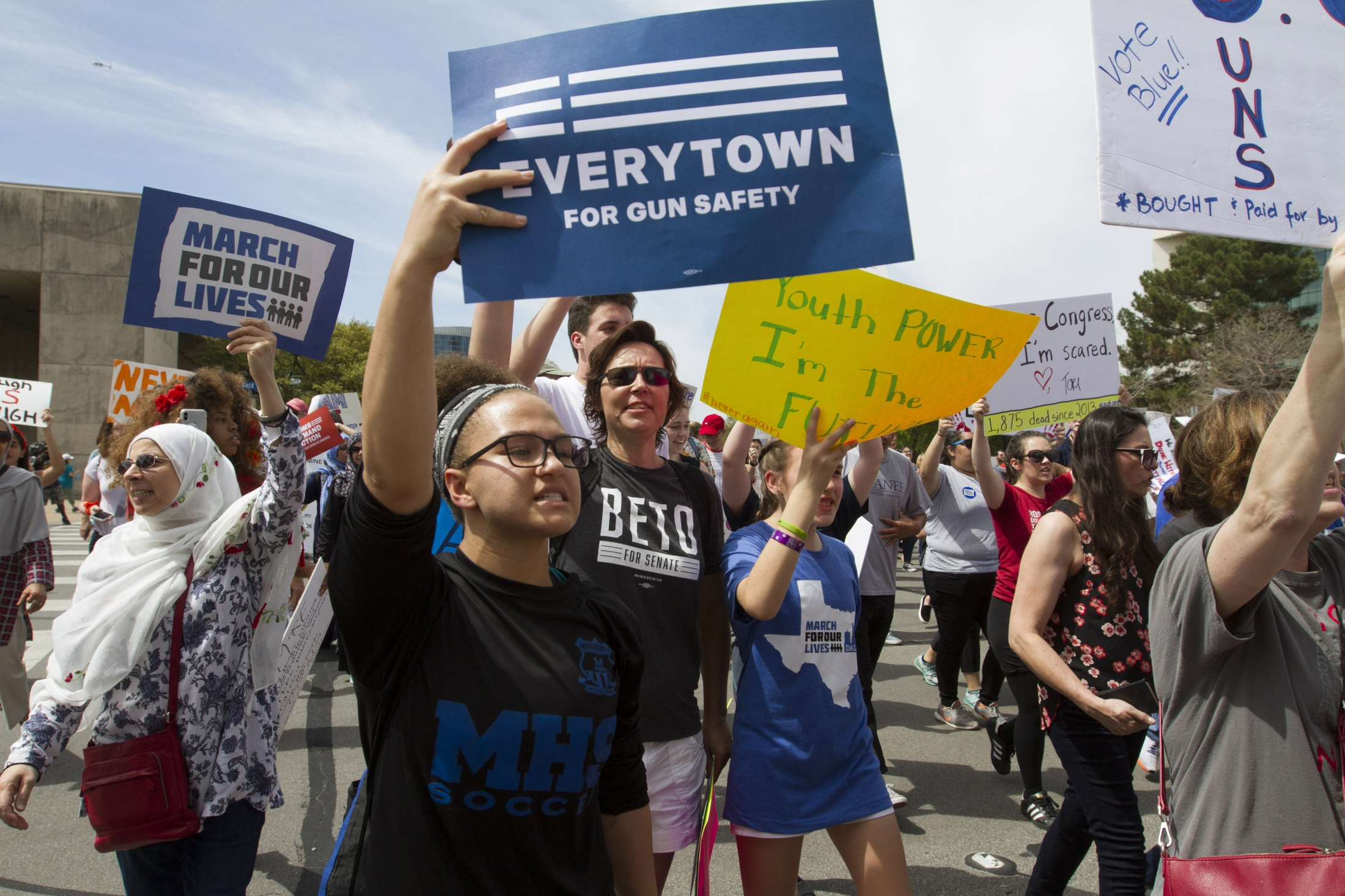 Art and Documentary Photography - Loading Marchforourlives_Dallas14A.jpg