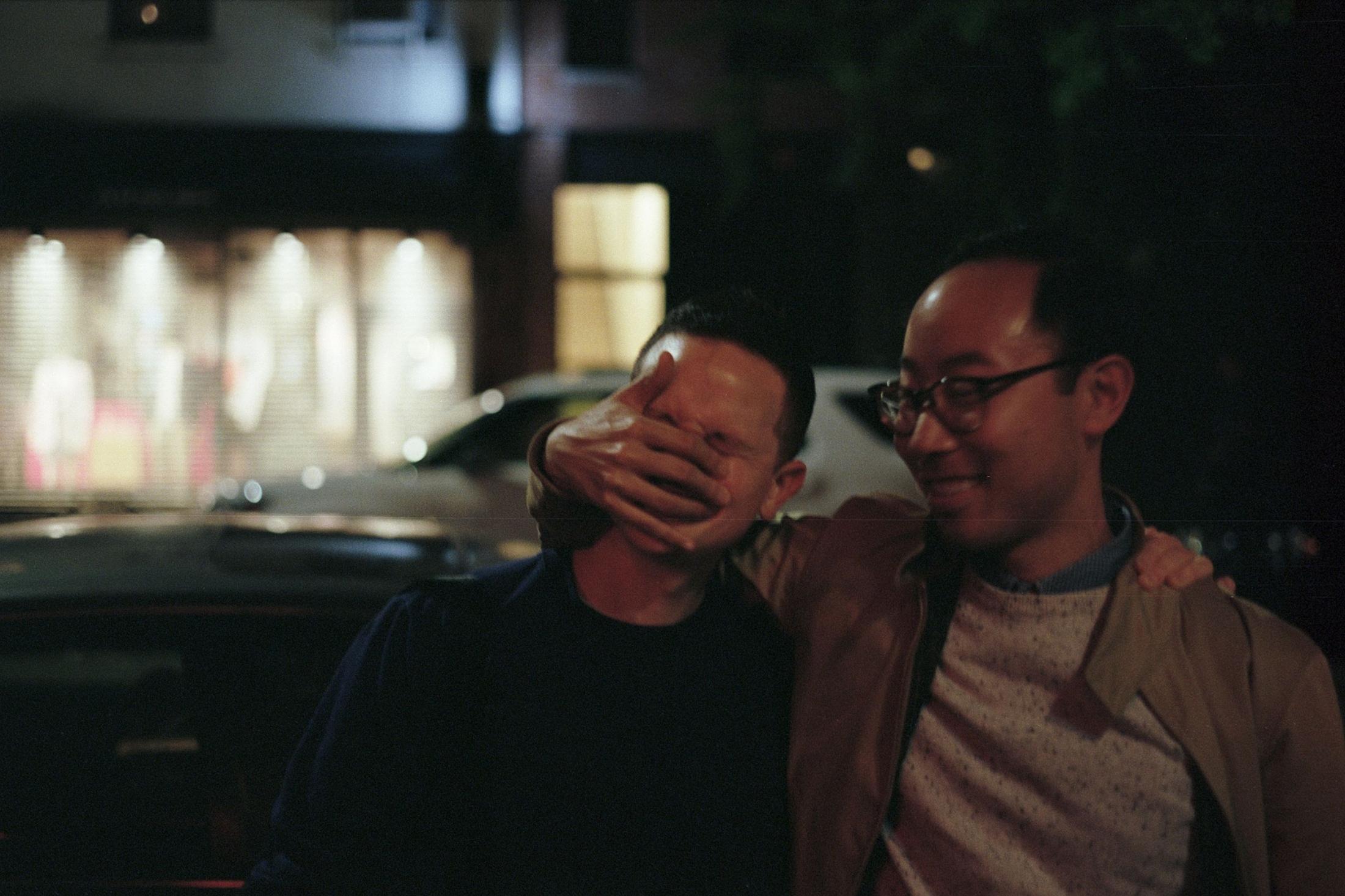 Damien and Yuta, New York, NY
