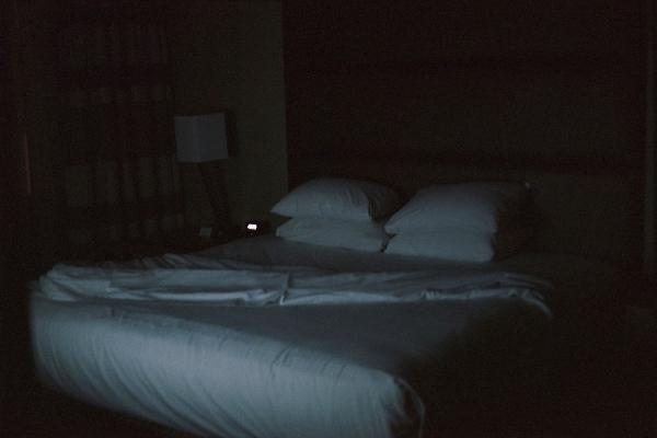 Hotel room, Philadelphia, PA