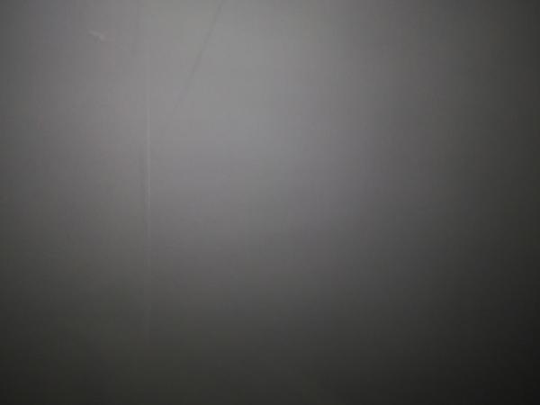Fog in Ramallah