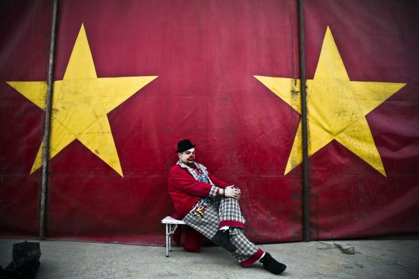 Khalil Oghab circus