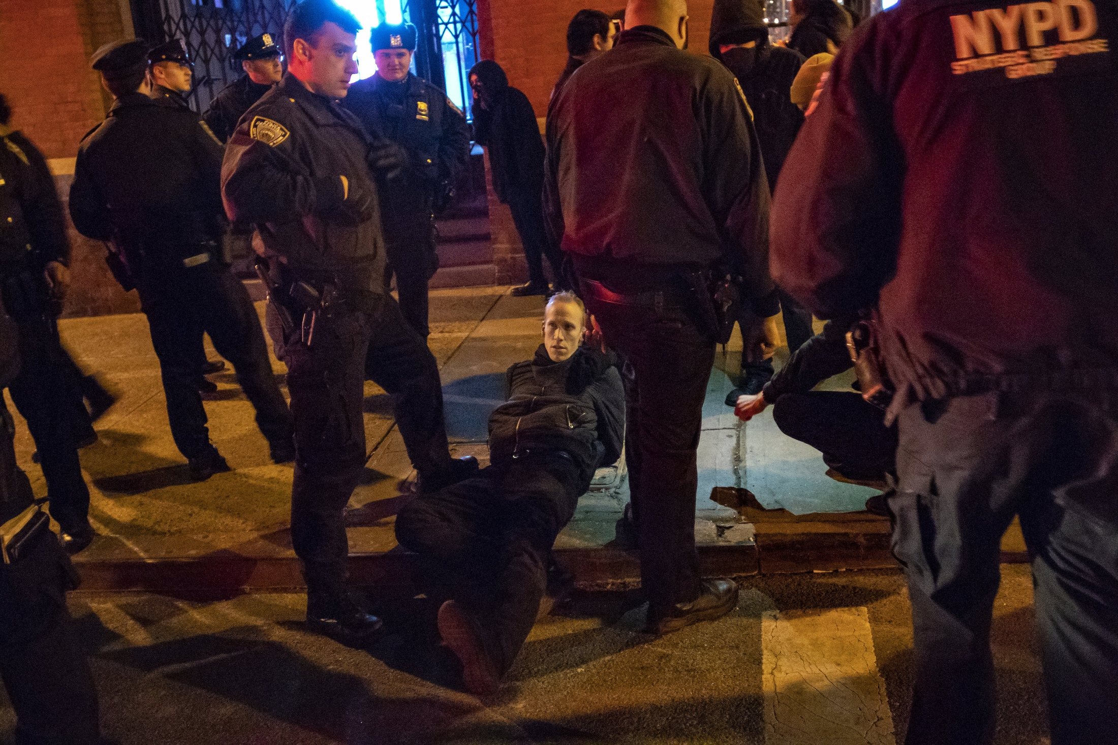 Art and Documentary Photography - Loading Kevin_C._Downs_ALTRIGHT-PARTYGOER-ATTACK_DOWNS_69095.JPG