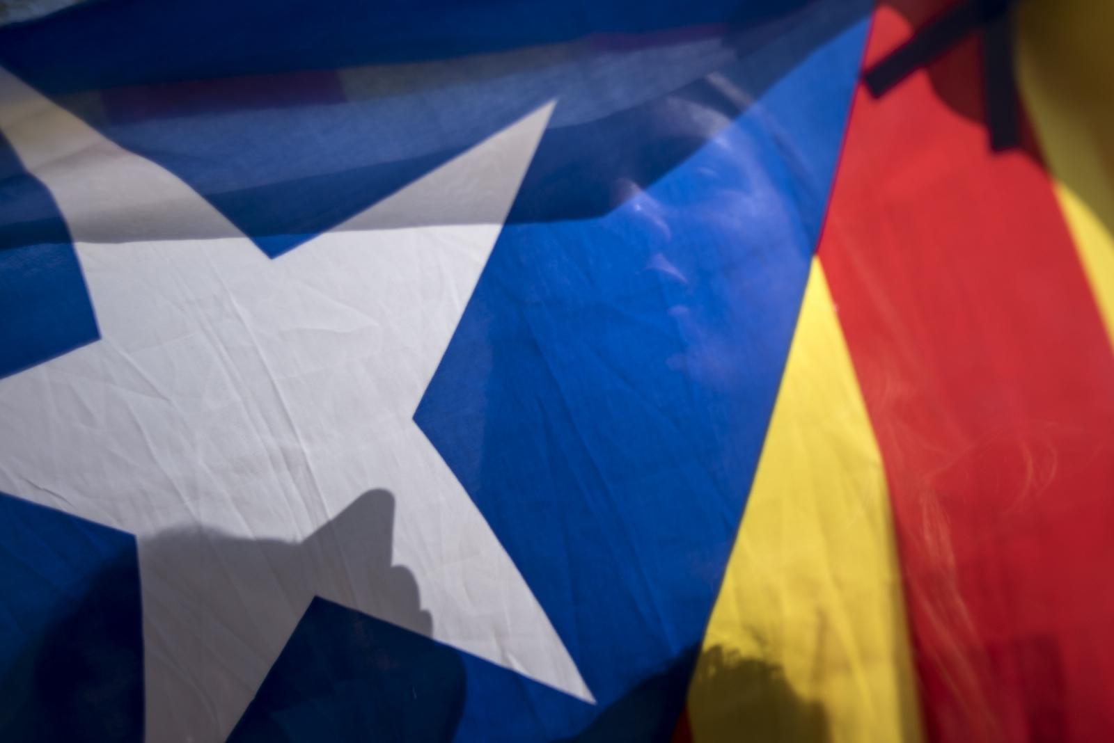 Photography image - Loading CatalanIndependence001.JPG