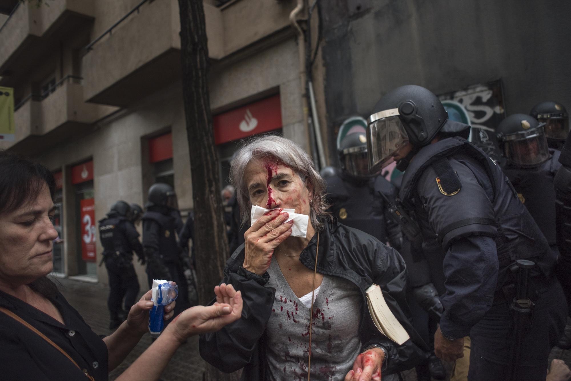 Art and Documentary Photography - Loading CatalanIndependence010.JPG