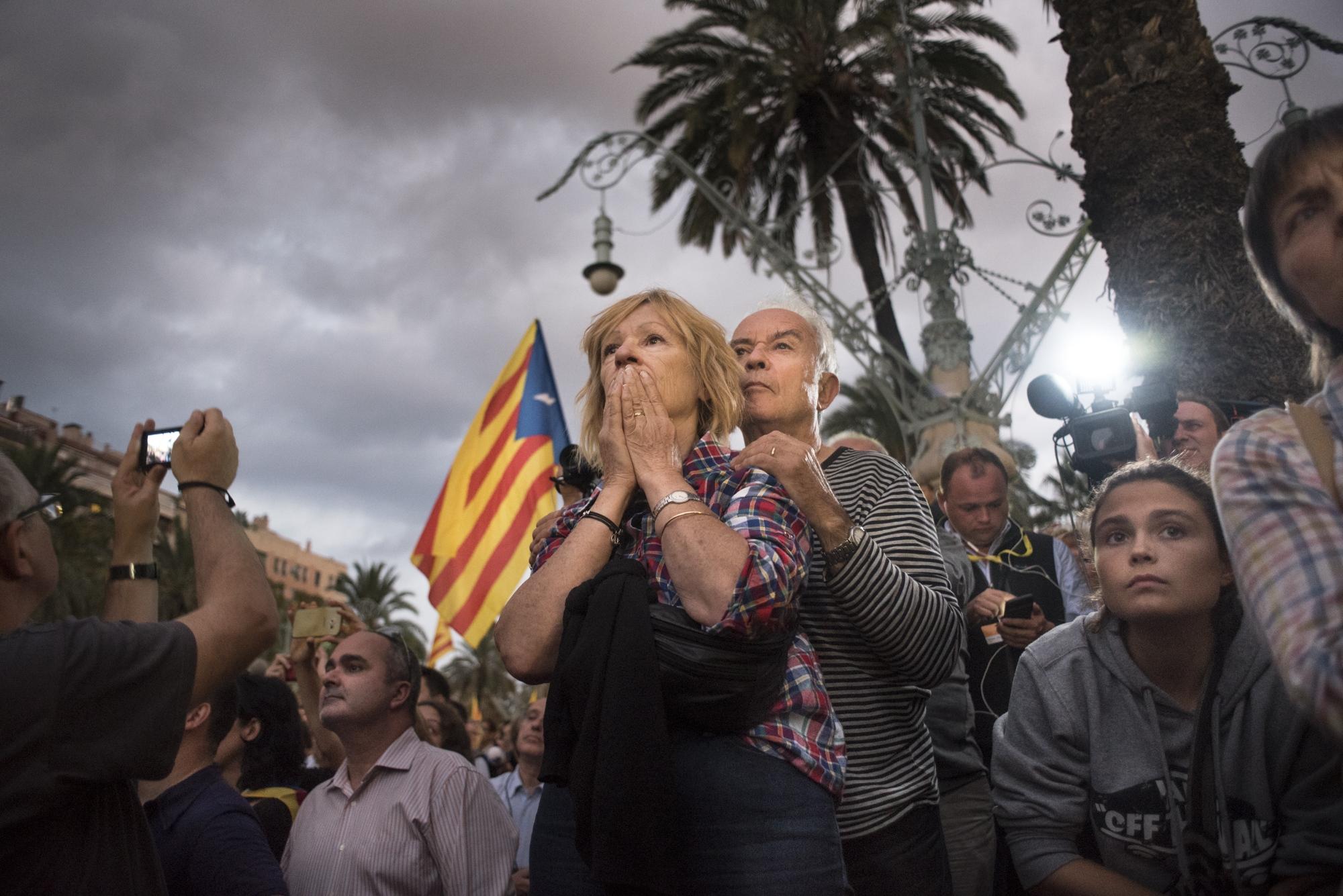 Art and Documentary Photography - Loading CatalanIndependence012.JPG