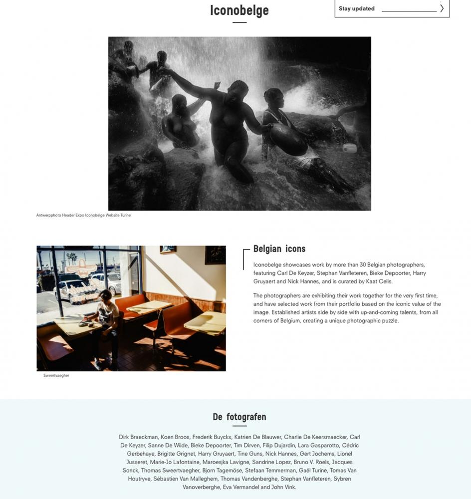 Photography image - Loading Iconobelge.jpg