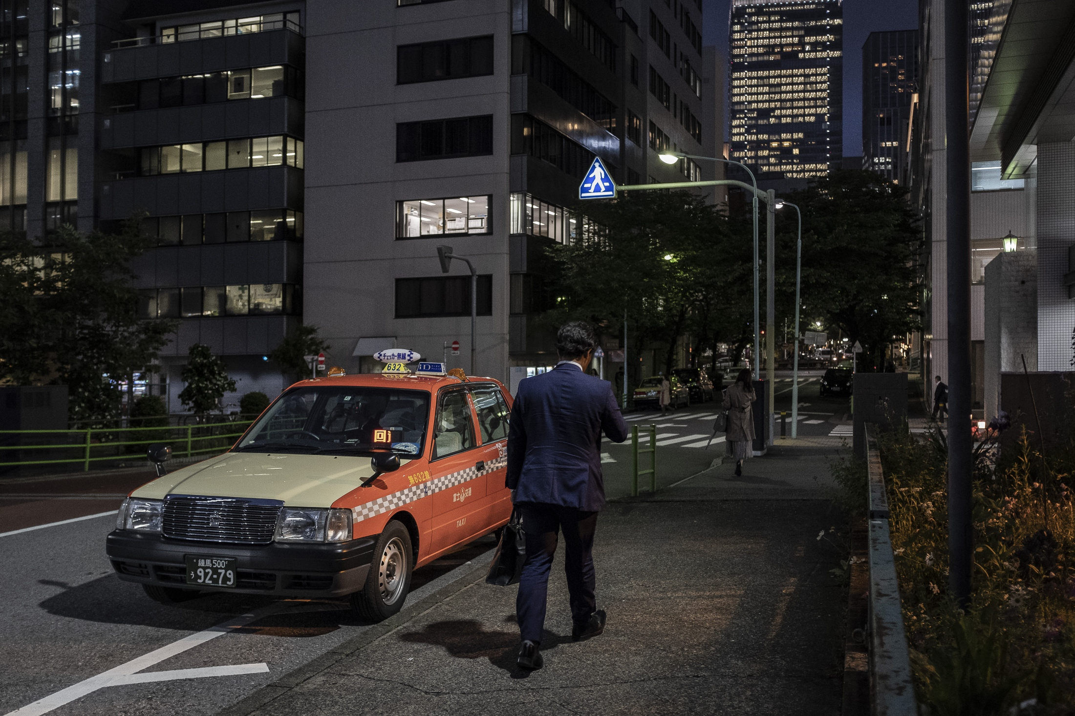 <p>Nihonbashi, Tokyo, Japan. May 9th,...