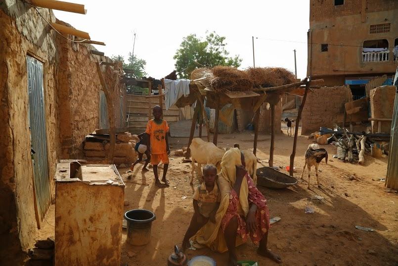 Niamey, Niger.