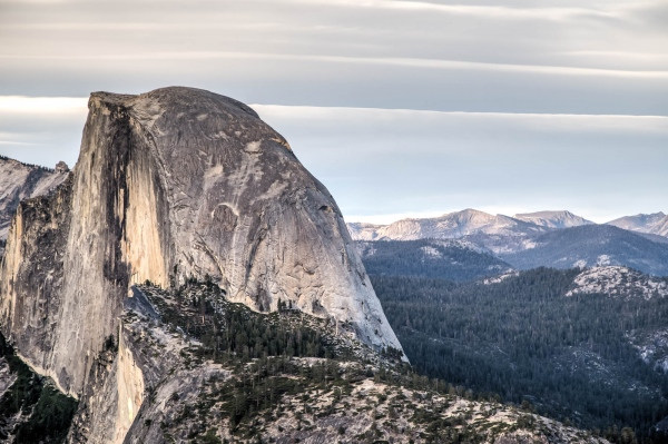 Yosemite - Photography project by Barrack Evans
