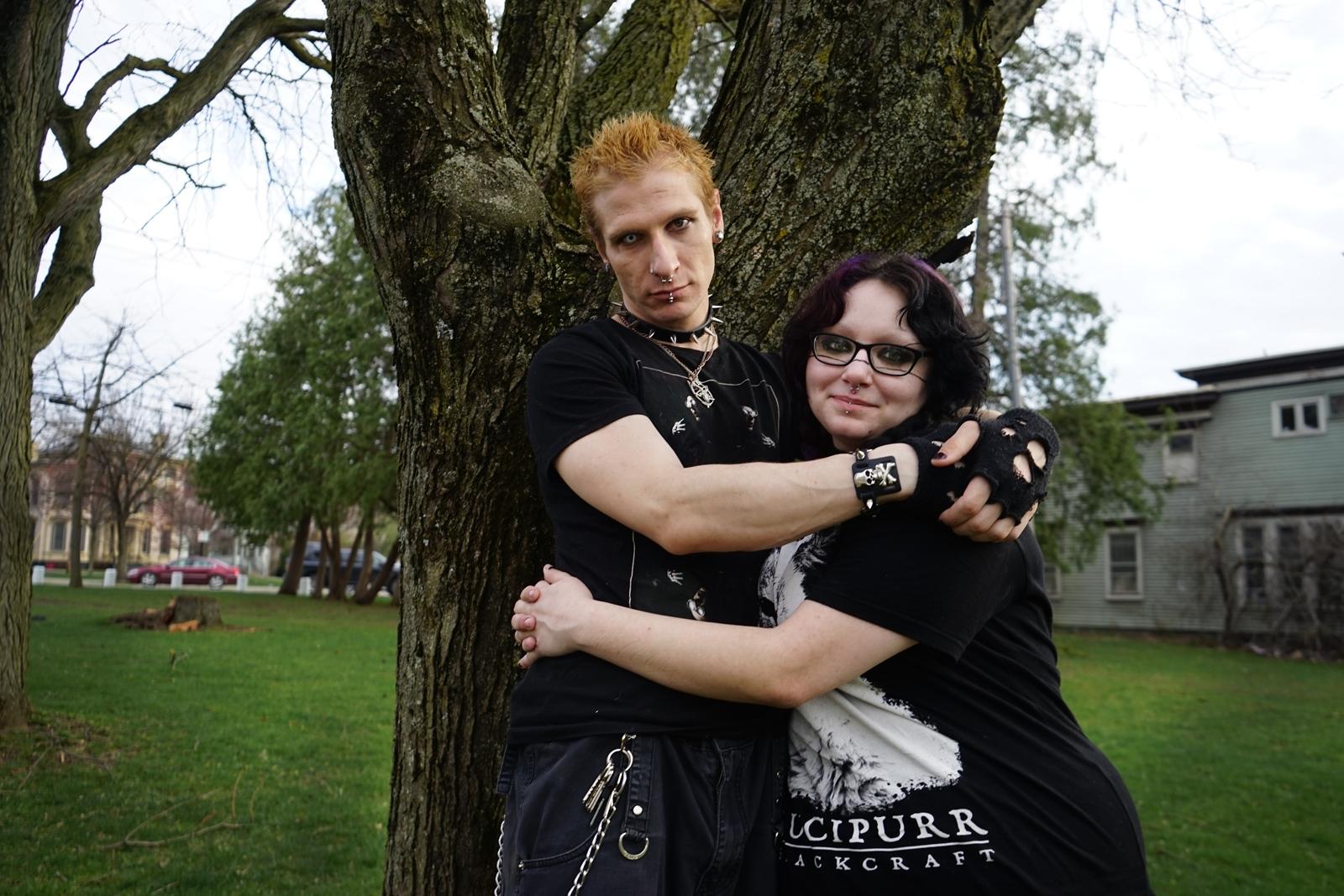 <p>Joe & Brittany, May Day,...