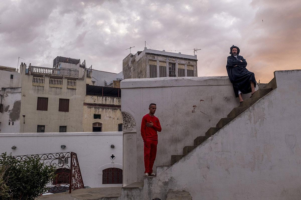 Tanger, Morocco. 2015