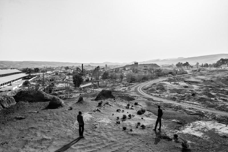 © Zied Ben Romdhane, Site of phosphate processing, Al-Rudayyif