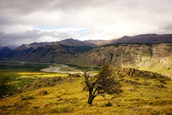 Patagonian Adventure - Photography project by Laure Lambert