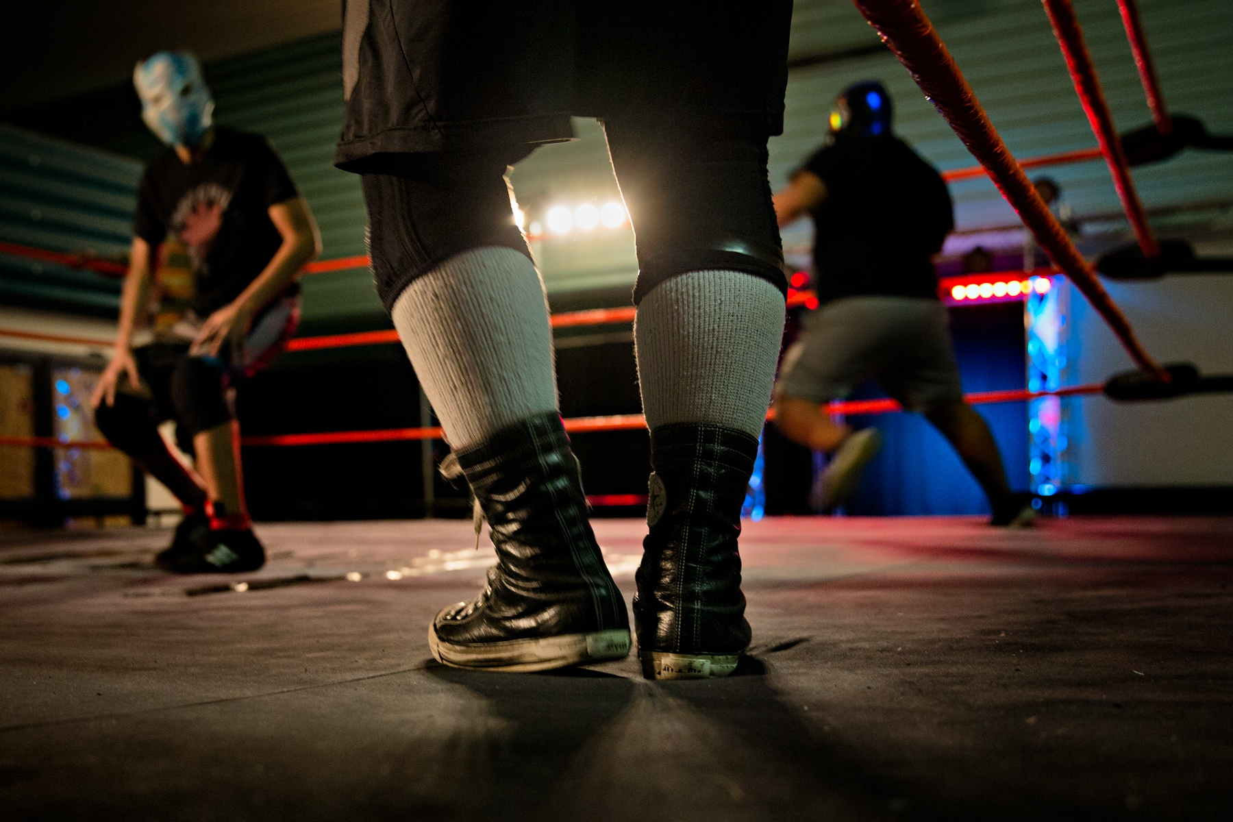Art and Documentary Photography - Loading LuchaLibre-185-Edit.jpg