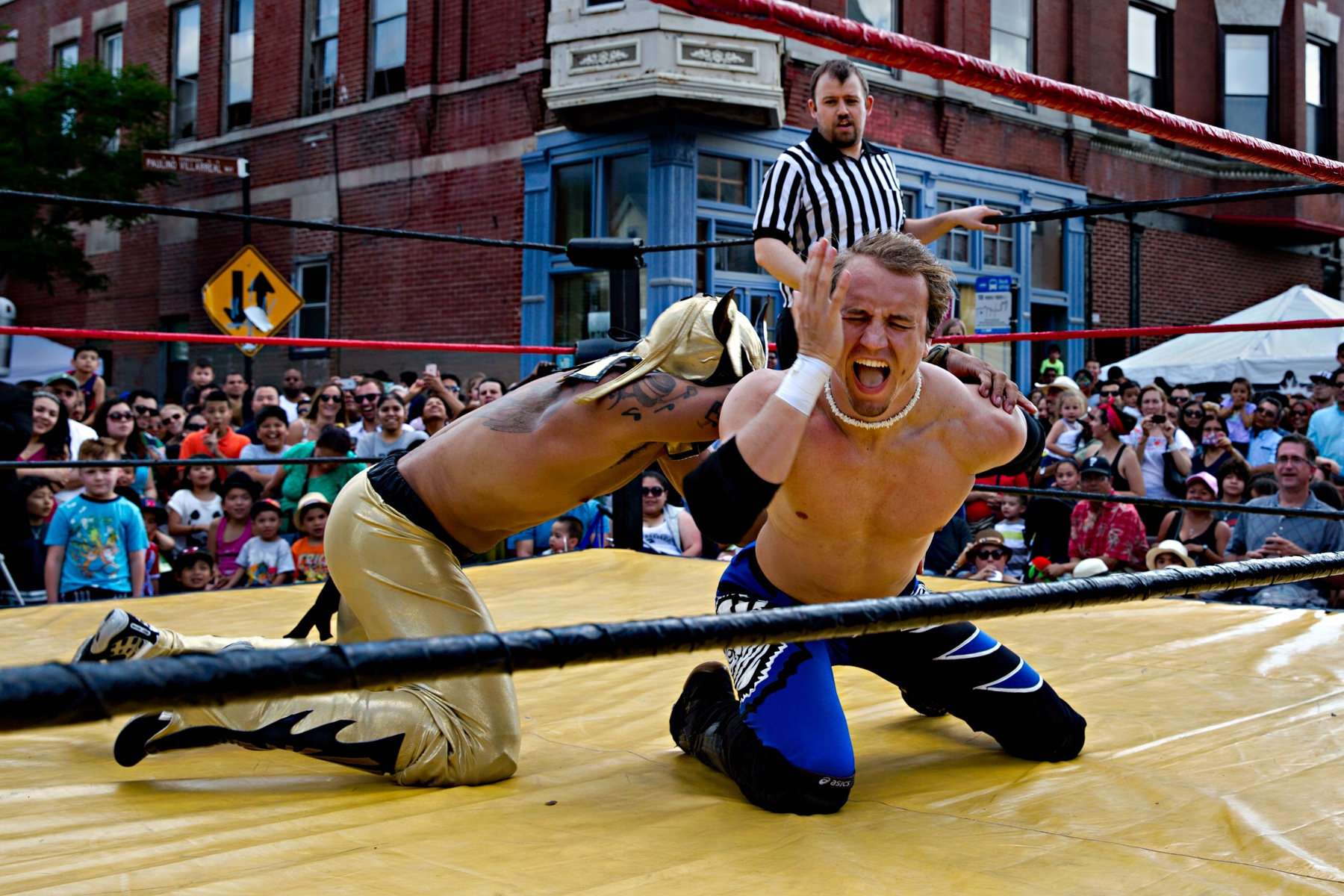 Art and Documentary Photography - Loading LuchaLibre-591-Edit.jpg
