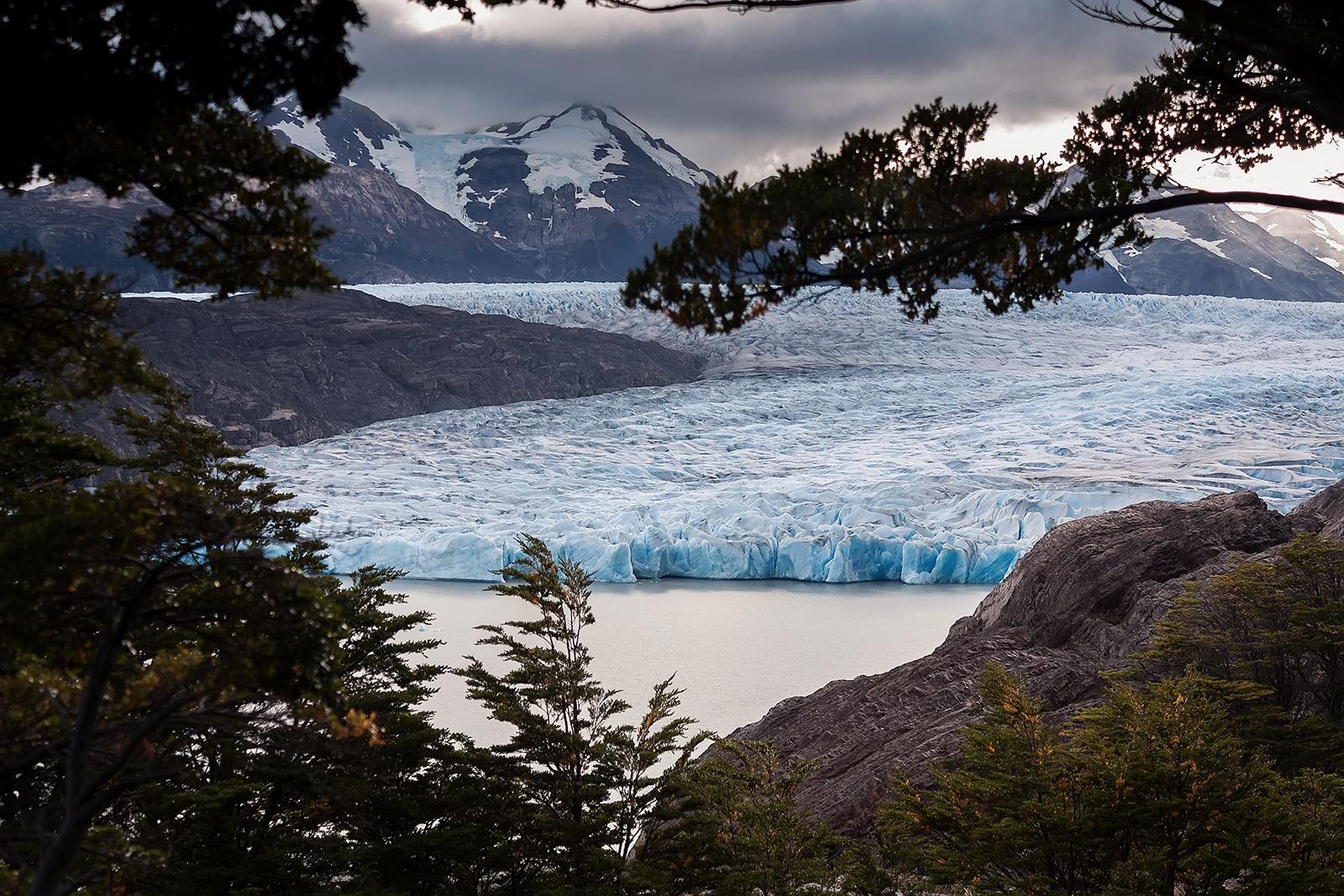 Glaciar Grey. Parque Nacional Torres del Paine. Patagonia. (Chile)
