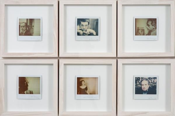 Juan Rulfo, Stanley Kubrick, Man ray, J.L. Borges, Clarice Lispector, Antonio Paz