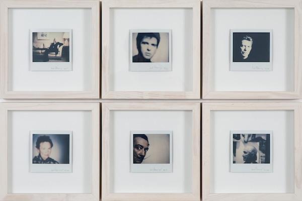 Patti Smith, Peter Gabriel, David Bowie, Laurie Anderson, Salvador Dali, Georgia O'Keeffe