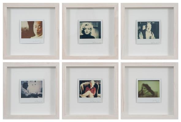Hirishi Sugimoto, Marilyn Monroe, Umberto Eco, Hanni Ossott, Patrick Modiano, Susan Sontag