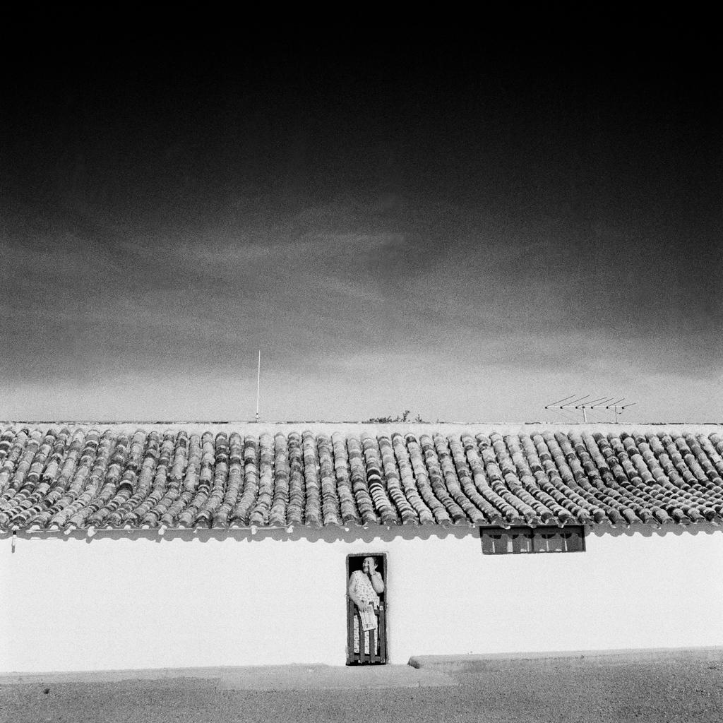 """La mañana"" First Prize ""Henrique Avril"", national bienal of Photography 2008."