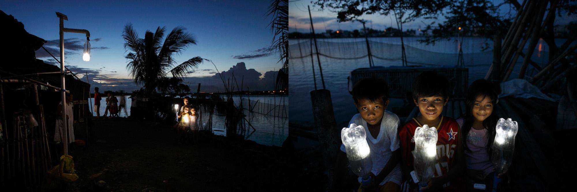 CLIENT: PepsiCo/Liter of Light SHOOT LOCATION: Philippines