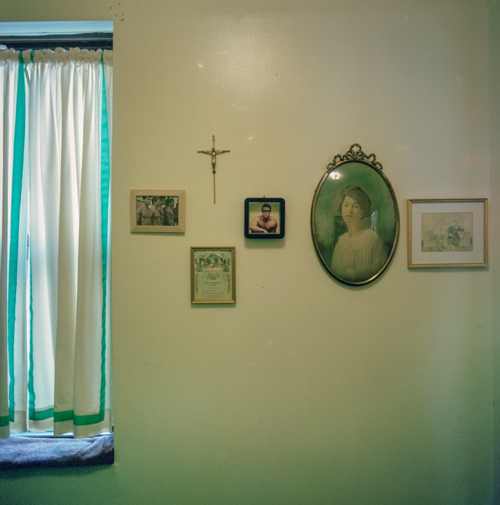 "Paul Beaudet's Bedroom  ""I always thought that Jesus was adopted by Mary and Joseph. I used to be invited to Christmas at Buffalo Academy, but when they realized I became a psychic, they rejected me!"""