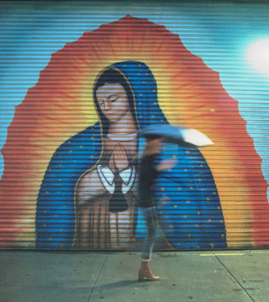 Mary the virgin : 901 Flushing Ave, Brooklyn, NY 11206