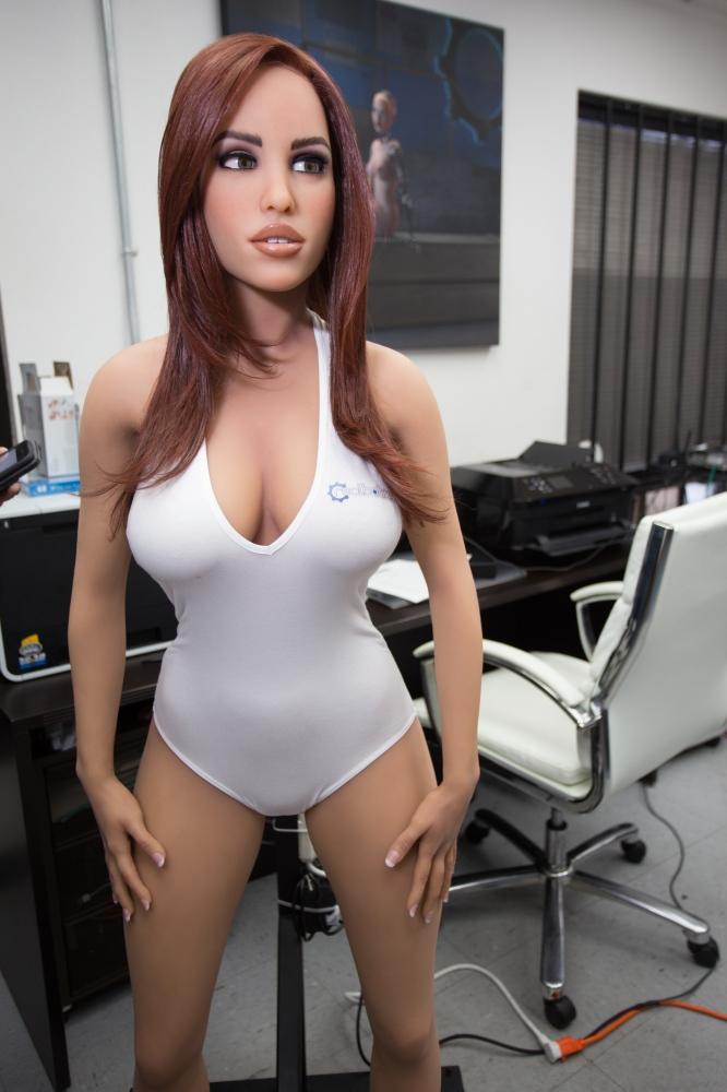 Photography image - Loading Silva_Sex_Robots-14.jpg