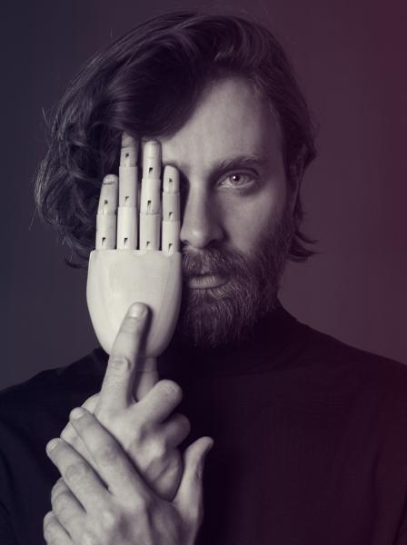Graziano Scarabicchi  - Actor - Milano 2018