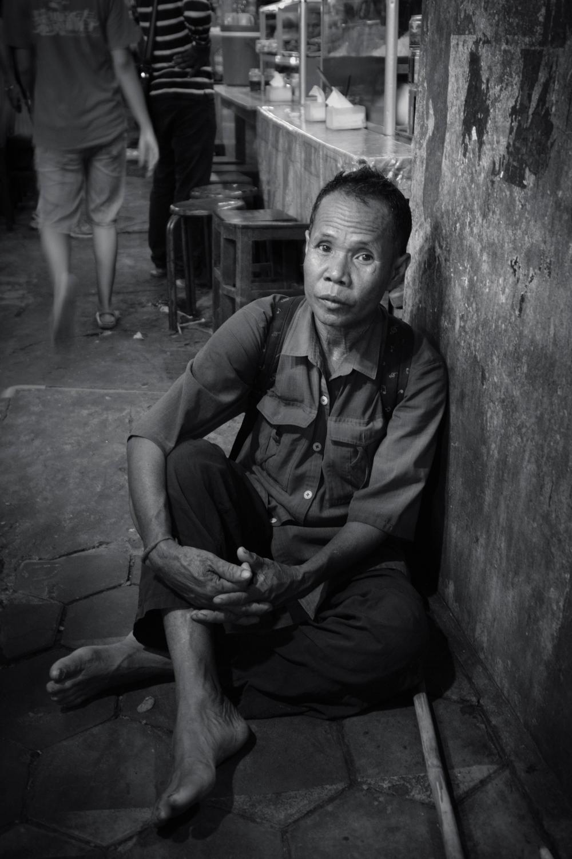 <p>Old Market, Siem Reap, Cambodia</p>