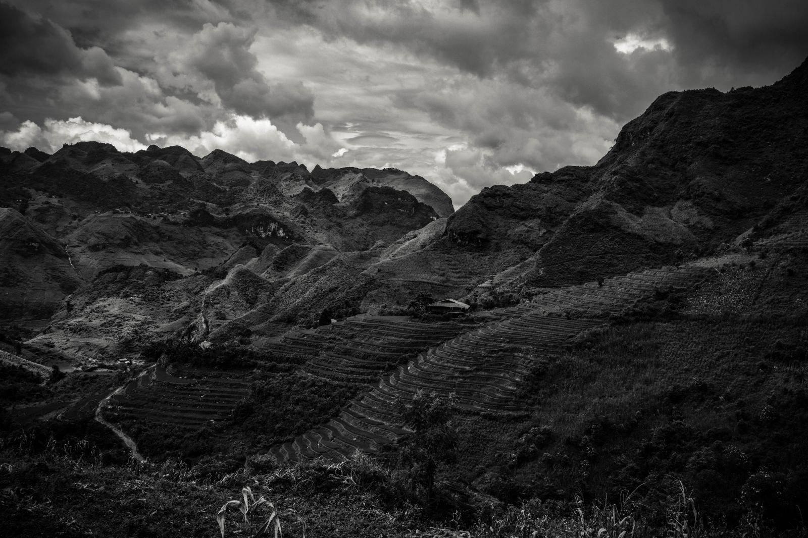 Photography image -  Du Gia, Ha Chiang Province, Vietnam