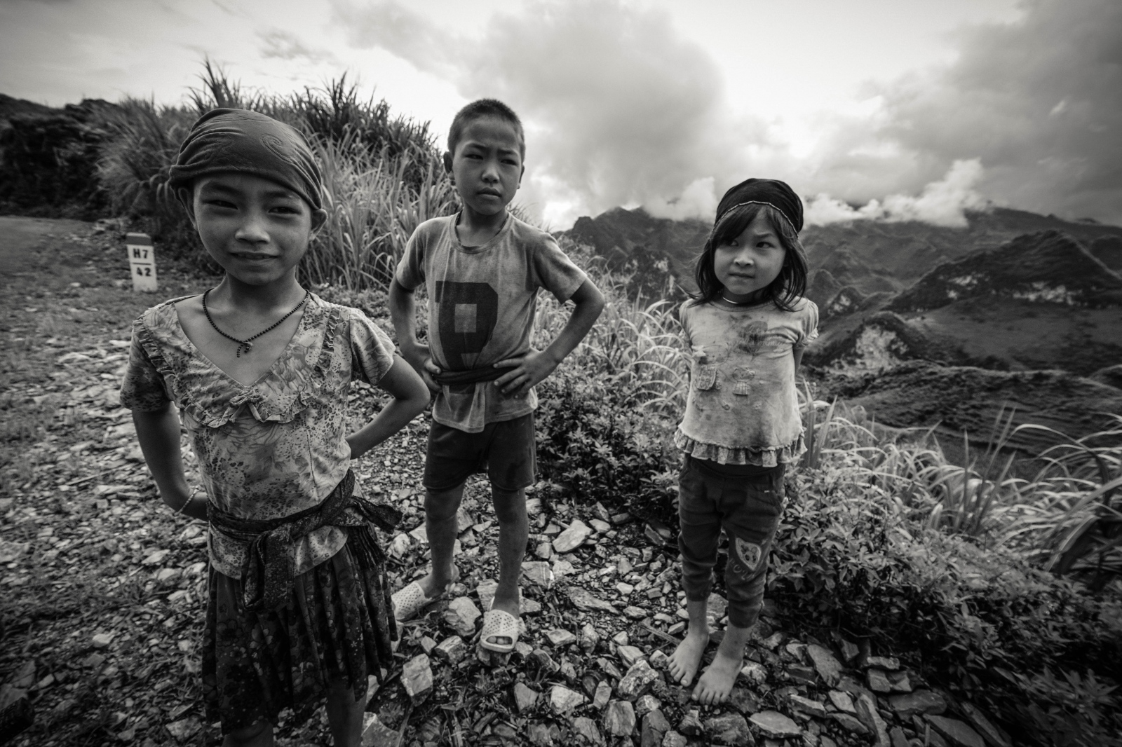 Photography image -  Mountain Pass, Yen Minh, Vietnam