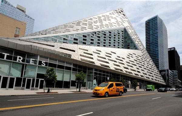 Via Building - New York