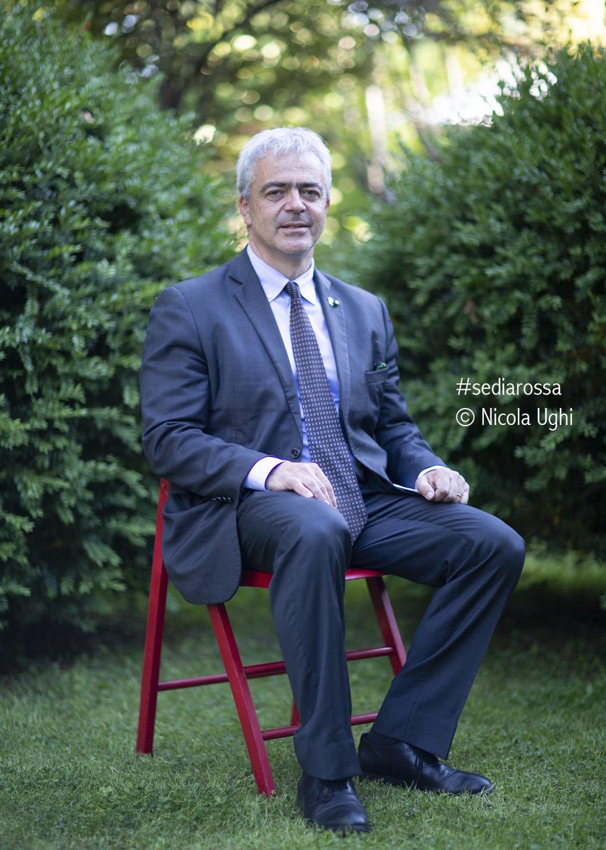 The politician Andrea Serfogli