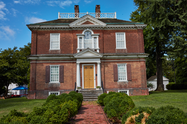 Woodford Mansion Peach Festival