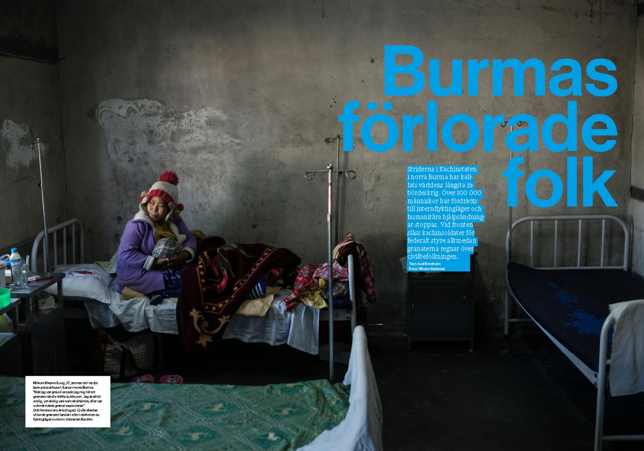 Myanmar´s Lost Generations, Syre Global, 2018.