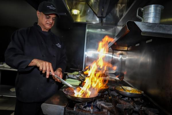 Chef Kamal Singh.