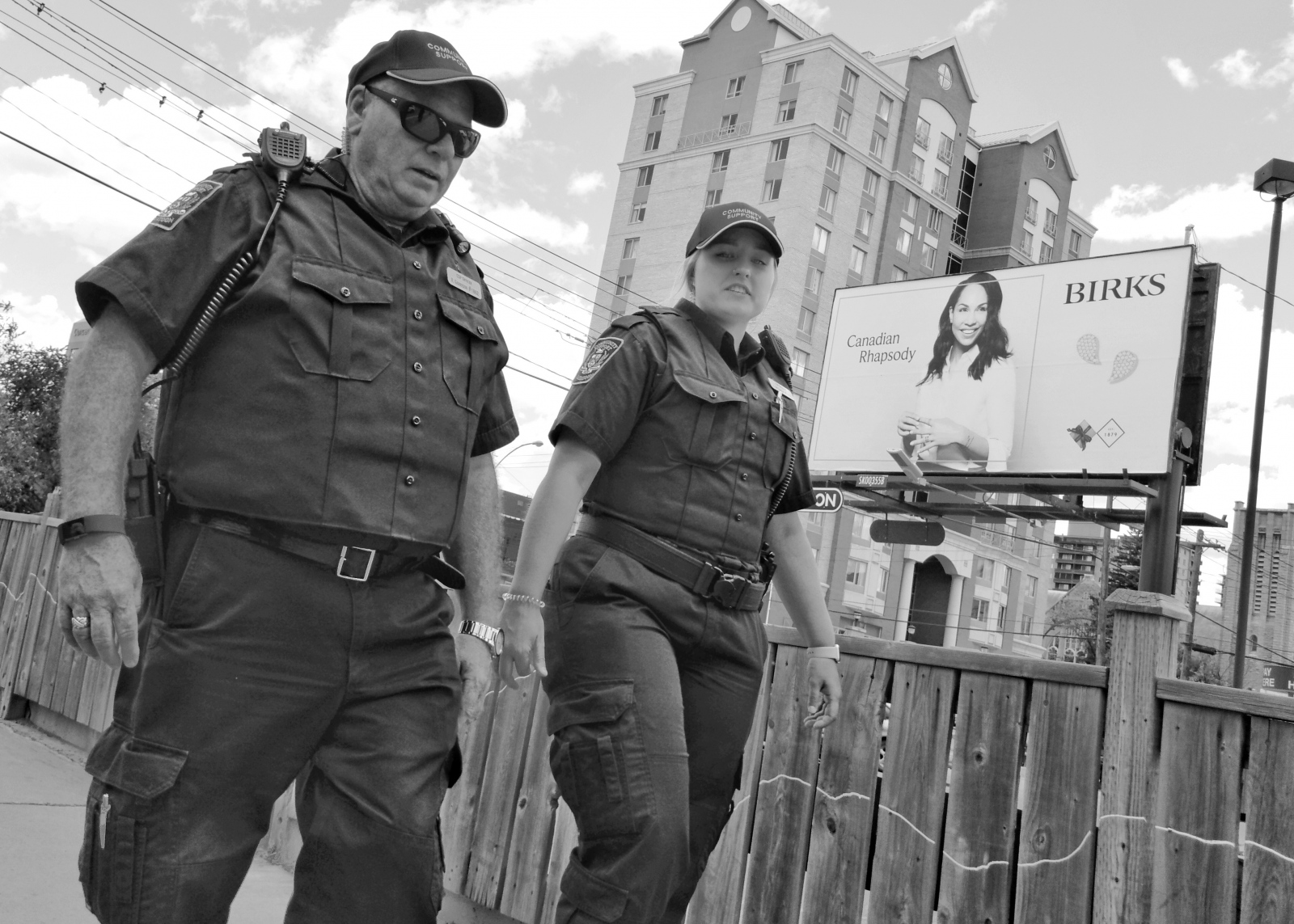Photography image - Patrol, 2nd Ave.