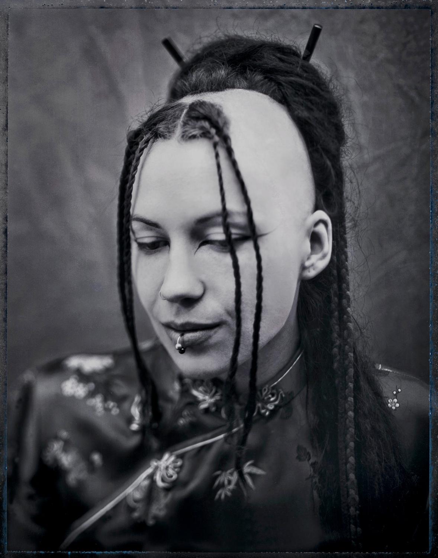 'Goths' series, Kirsten